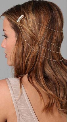 Hair accessory love, fun or for wedding