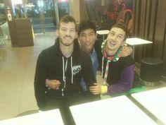Josh Dun and Tyler Joseph Korean McDonald's ~k