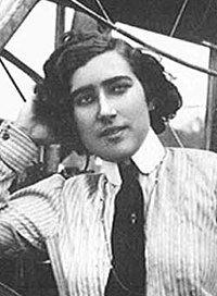 Евге́ния Миха́йловна Шаховска́я, ур. Андре́ева (1889—1920) — одна из первых русских авиатрисс, военная лётчица, княгиня. Жена гражданского инженера князя Шаховского, поклонница Г. Е. Распутина.