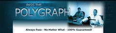 Pass The Polygraph | Police Polygraph Exam Questions| Lie Detector Test