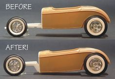 Ragtop's Z'ed Hot Rod Chassis How to: - Scale Auto Magazine - For building plastic & resin scale model cars, trucks, motorcycles, & dioramas