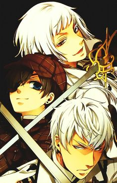 Kuroshitsuji - Black Butler: Book of Murder Black Butler Ciel, Black Butler Kuroshitsuji, Manga Anime, Anime Art, Best Animes Ever, Book Of Circus, Black Butler Characters, Sebaciel, Version Francaise