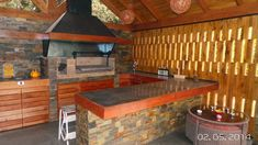 Pergola With Retractable Roof Info: 2781775253 Pergola On The Roof, Metal Pergola, Patio Roof, Pergola Plans, Diy Pergola, Pergola Ideas, Outdoor Kitchen Grill, Backyard Kitchen, Outdoor Kitchen Design