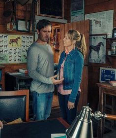 Amy and Ty. S 9 when Amy shows Ty his graduation gifts in the office Amy And Ty Heartland, Heartland Quotes, Heartland Ranch, Heartland Tv Show, Heartland Seasons, Ty Et Amy, Graham Wardle, Amber Marshall, Just Girl Things