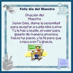 Oración del Maestro