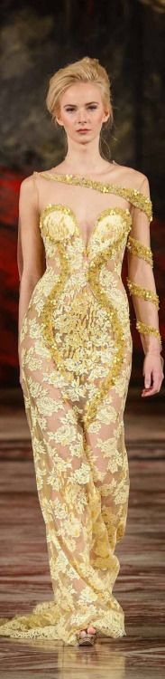 Toufic Hatab Couture - Spring-Summer 2015