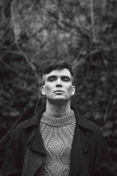 My GOD... Cillian Murphy 010 First Look: Cillian Murphy Covers So It Goes Magazine