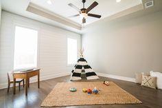 Ashley Series — Reece Homes Kid Spaces, Home Builders, Kids Playing, Room Inspiration, Playroom, Homes, Boys Playing, Game Room Kids, Houses