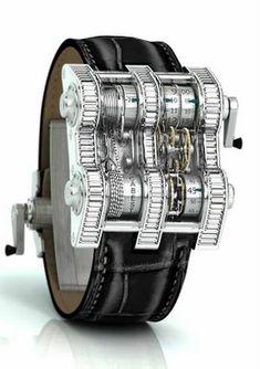 cabestan un incredibile orologio da polso a catene