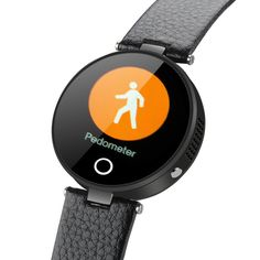 ZGPAX S365 Bluetooth Smart Watch - SMS + Notification Function, Sleep Monitor, Sedentary Reminder, Pedometer, Anti Lost (Black)