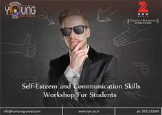 Self-esteem and #communicationskills #workshop for #students !!! Every individual seeks respect in this world in some way or the other. But one needs to remember that passion and self-esteem has to be balanced........ Read more at: http://bit.ly/2jKrBmE