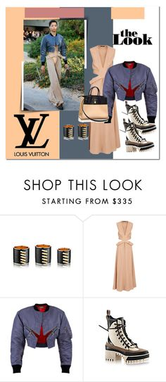 """""""LV"""" by fl4u ❤ liked on Polyvore featuring Louis Vuitton"""