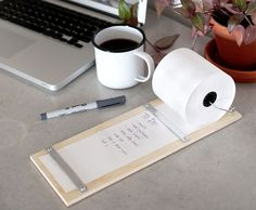 New DIY idea. The perfect notepad for your desk or for the wall . - New DIY idea. The perfect notepad for your desk or for the wall New DIY idea. The perfect notepad f -