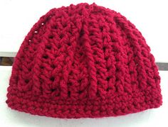 This is the first pattern in my 12 week Cro-Stash Along! The Simply Elegant beanie is a great hat to make for hospitals, cancer centers, or anyone else you think might need one! It's super simple, with an option to make it slouchy as well.