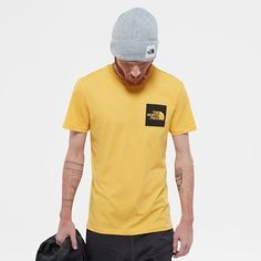 Shop Short-Sleeve Fine T-Shirt today at The North Face. The official The North Face online store. Free delivery & free returns.