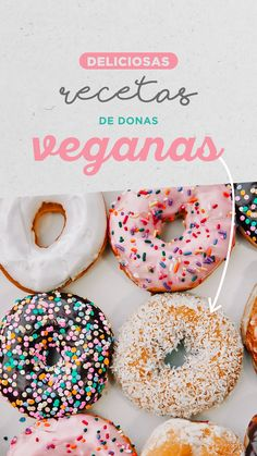 Vegan Sweets, Healthy Sweets, Vegan Desserts, Vegan Foods, Vegan Vegetarian, Vegan Recipes Easy, Sweet Recipes, Vegan Pastries, Salty Snacks