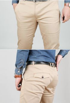 Slimfit Cotton Pants (From S$29.00)