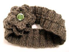 Headband Online Knitting Patterns - Knitted Ear Warmers Free Patterns