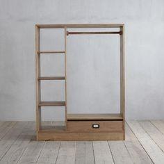 アウロ ハンガーラック AURO hanger rack(18389) - クラッシュゲートの収納家具 | おしゃれ家具通販・インテリアショップのリグナ