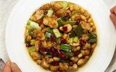 How To Make Chicken Stir-fry With Roasted Peanuts - All Asia Recipes