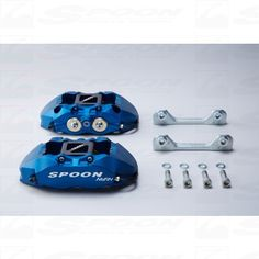 Spoon Sports Monoblock #Caliper Set £1,317.12 Suitable for: Civic Type R EK9 Civic Type R FN2 CRZ ZF1 Integra Type R DB8 Integra Type R DC2