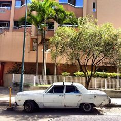 Dodge Dart, en La Castellana