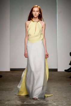 Vionnet Demi-Couture Spring 2014. Click through to see all of our favorite runway looks from Couture Week!