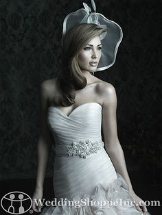 Bridal Belts and Sashes Allure  S46 Bridal Belts and Sashes Image 1