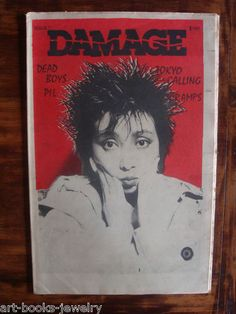 IT COULD BE YOURS !! !!! !!!!    !! !! TODAY !! !!! !!!!  DAMAGE - # 7 - JULY 1980 - BY THE PUBLISHERS OF DAMAGE MAGAZINE - COMPLETE