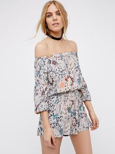 Pretty And Free One Piece from Free People!