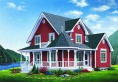 Favorite--House Plans - 034-00953