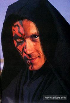 Star Wars: Episode I - The Phantom Menace promo shot of Ray Park