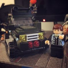 Generic Jeep Lego