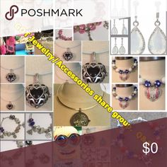 GOT JEWELRY/ACCESSORIES SHARE GROUP Q&A #2 1) you can sign up until 5:00 pm when sign up closes (EST).                                                             2) remember to # yourself off, helps to keep track of how many people we have.                       3) share 5 jewelry items and 5 accessories items.                                                                          4) all GOT JEWELRY? Sheets can be found under the accessories category.                          5) sign out…