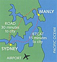 Use your DayTripper pass to take a ferry to Manly. The ferry will take you on an unforgettable cruise from Circular Quay past most of Sydney Harbor's unique features. It's a great, inexpensive way to see the beautiful Sydney Harbor. Once in Manly, enjoy relaxing on one of Manly's famous beaches.
