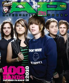 - 100 Bands You Need To Know in 2010 - Alternative Press 100 Bands, Cassadee Pope, Summer Set, No Worries, Emo, Need To Know, The 100, Give It To Me, Alternative