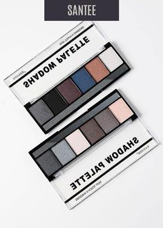 Silky Touch 6 Eyeshadow Palette 2 – Shop Miss A