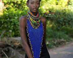 Modal Scarf - Indebele Princess scarf by VIDA VIDA F4qSO