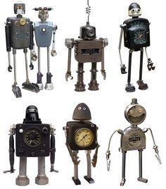 junk robot - Szukaj w Google