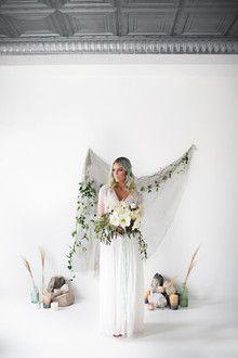 Bohemian Seaside Wedding Inspiration