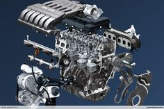 The Official VR6 Engine #SouthwestEngines