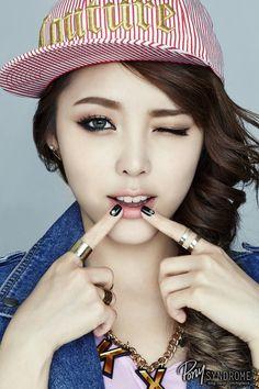 Hey! Bad Girl Look (헤이! 배드 걸 룩) by PONY (포니)