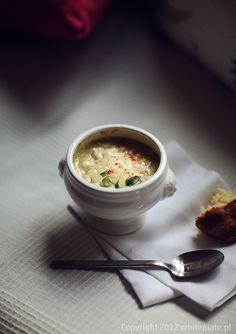 Zupa z selera i powrót do rzeczywistości | White Plate