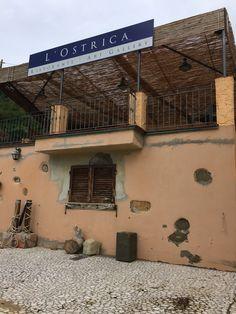 Ostrica restaurant Forno Elba island
