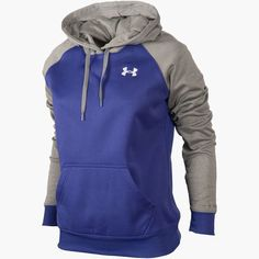 Womens Under Armour Color Blocked Hoodie - I havent been able to find this sweatshirt online anywhere but I would like some type of Under Armour sweatshirt. Under Armour Sweatshirts, Sweatshirts Online, Milan Fashion Weeks, New York Fashion, Runway Fashion, Style Fashion, Fashion Trends, Under Armour Shoes, Under Armour Women