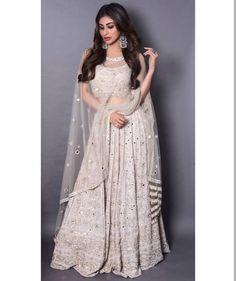 Women S Fashion Dresses Wholesale Indian Gowns Dresses, Indian Fashion Dresses, Indian Designer Outfits, Mouni Roy Dresses, Lehnga Dress, Indian Bridal Outfits, Ethnic Outfits, Dress Indian Style, Lehenga Designs