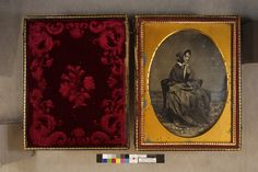 Mrs. Charles Pelham Curtis | Daguerreotypes collection, ca. 1845-1865 (PC005) -- Historic New England