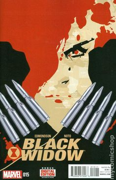 Black Widow (2014 6th Series) 15A