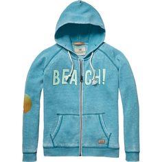 ShopSense, Scotch & Soda Kids - Boy's Beach Zip Hoodie