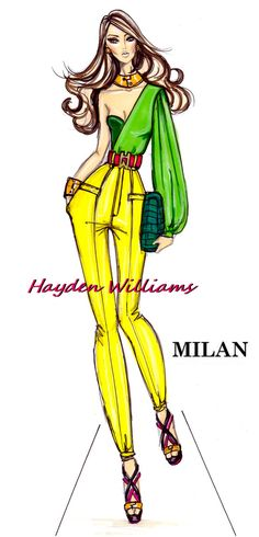 'City Style' by Hayden Williams: Milan